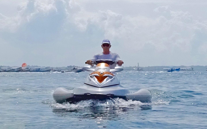 Pwc jet ski stabilizer rib kit and pwc jet ski boat rib for Personal fishing boat